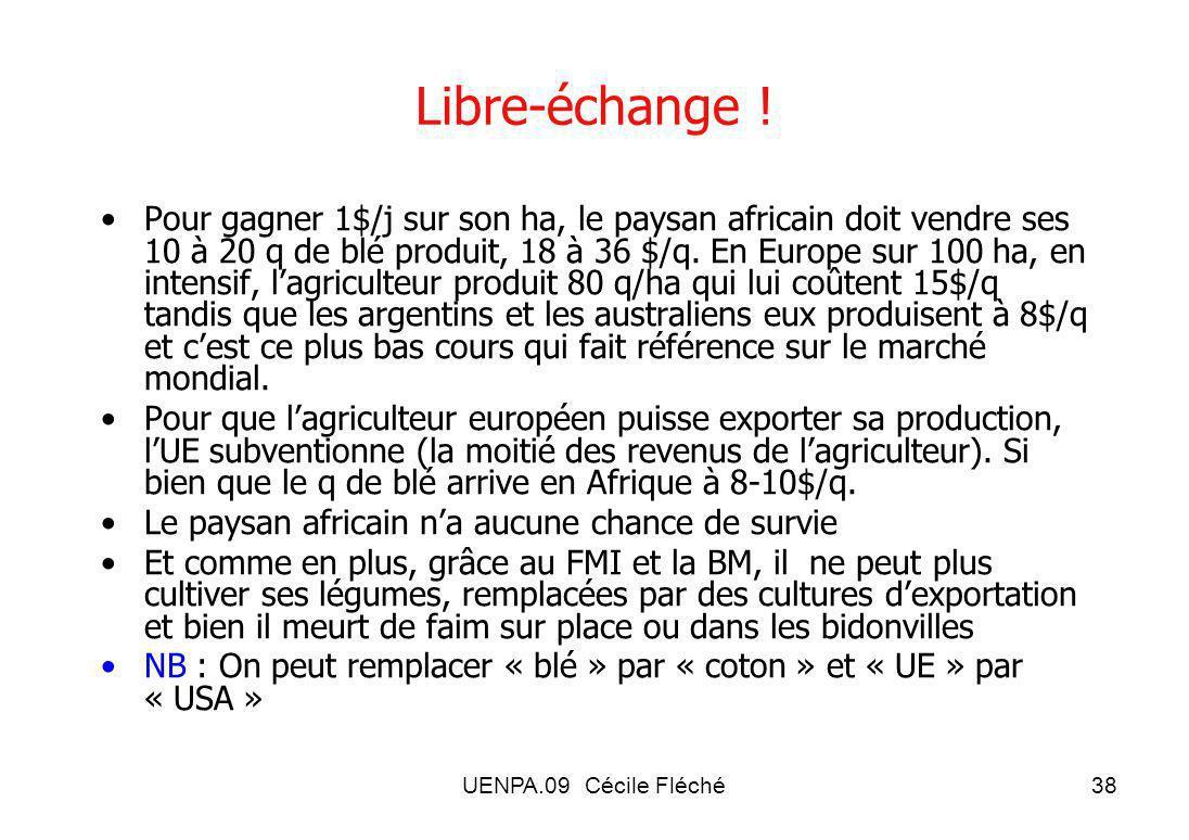 UENPA.09 Cécile Fléché38 Libre-échange .