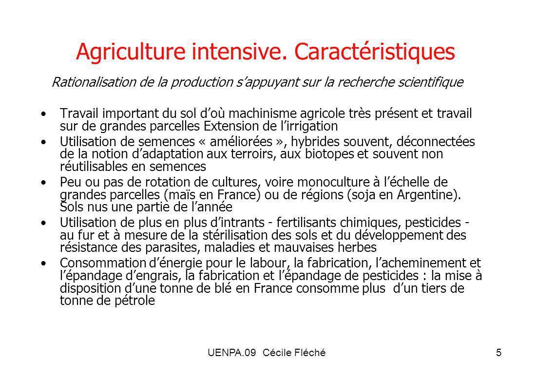 UENPA.09 Cécile Fléché5 Agriculture intensive.