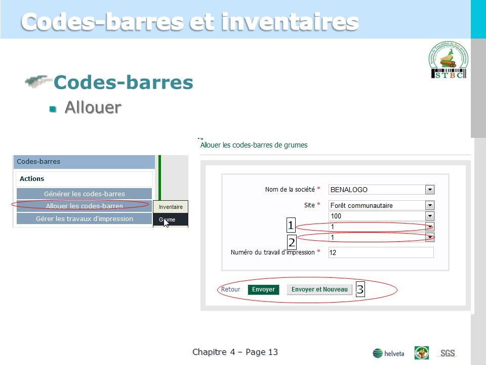 Codes-barresAllouer Chapitre 4 – Page 13