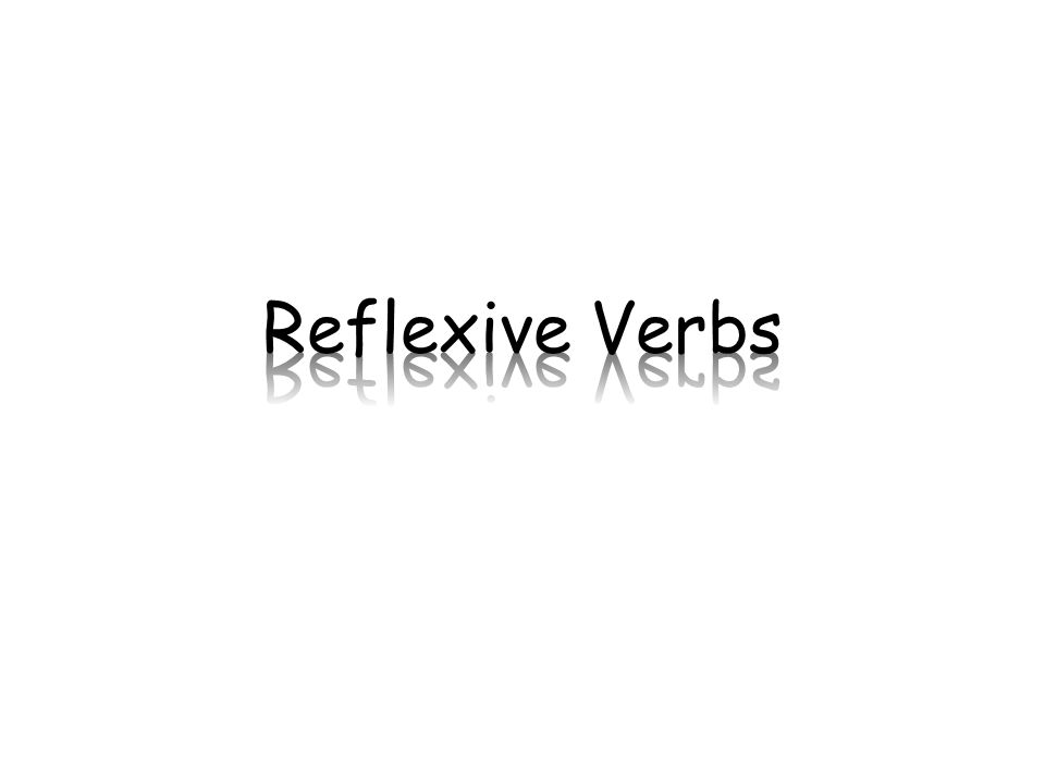 Objectifs At the end of this lesson, you will be able to: 1.Identify a French reflexive infinitive 2.Conjugate a reflexive verb in the present tense 3.Match the reflexive pronouns to their correct subjects