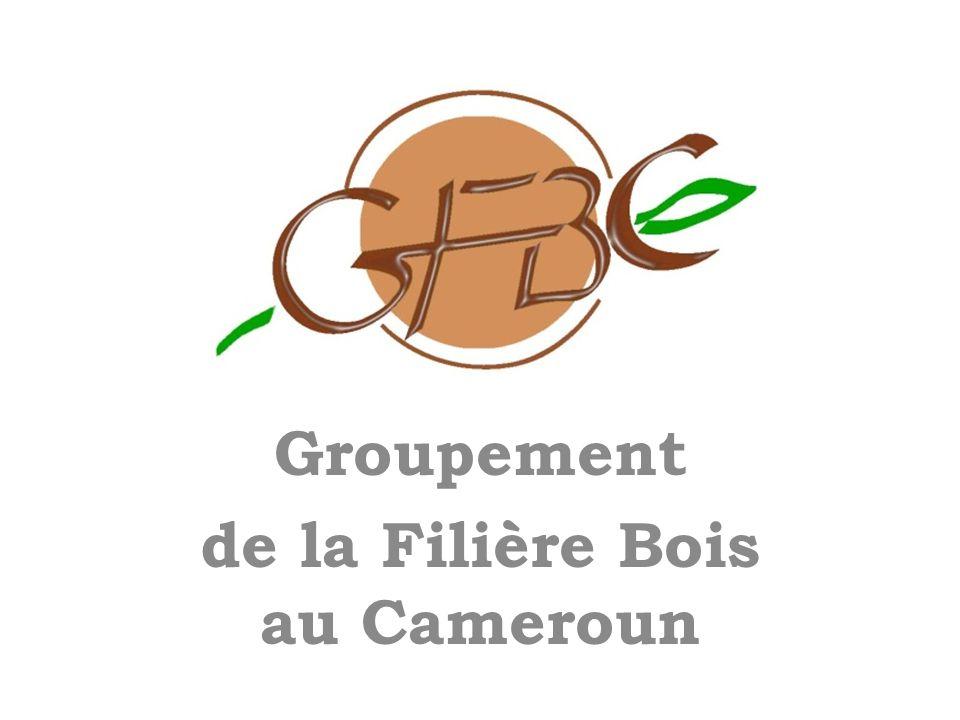Groupement de la Filière Bois au Cameroun