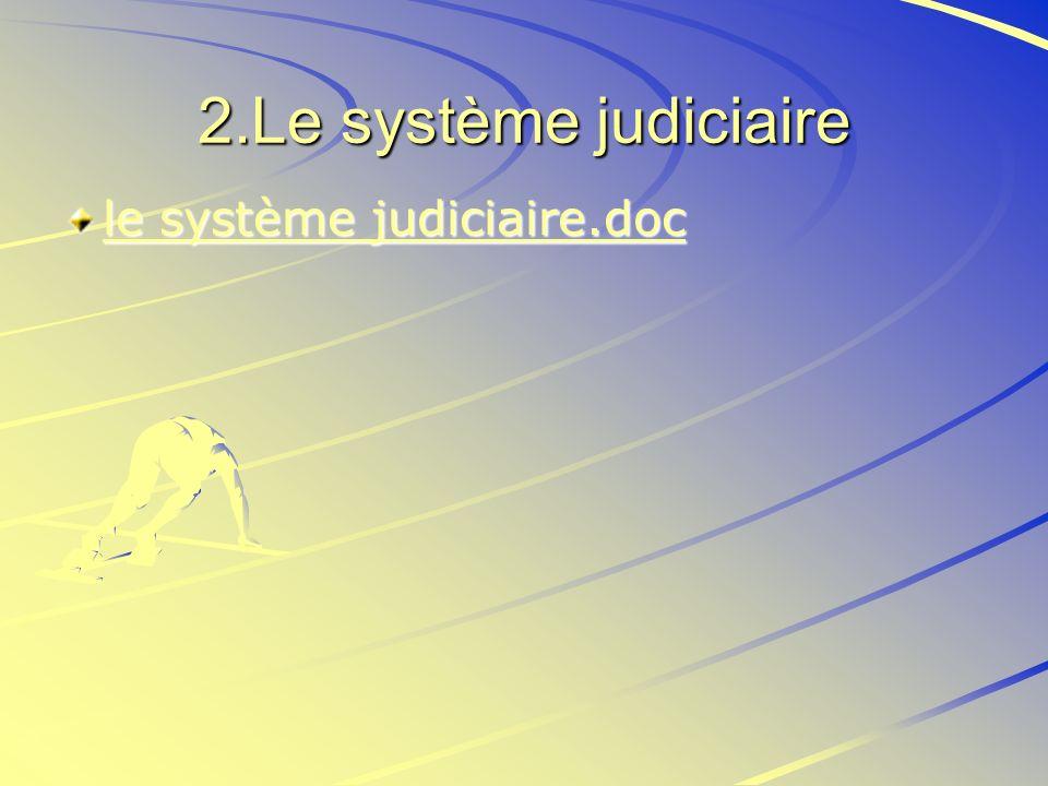 II LA PROCEDURE JUDICIAIRE La procédure correspond à lensemble des modalités de laction en justice et du déroulement du procès.