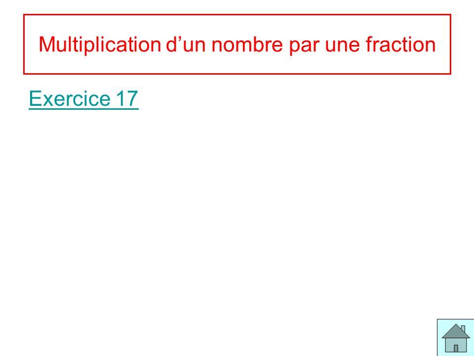 29 Correction Ex 14 Simplifier par 2 les fractions suivantes : Simplifier par 3 les fractions suivantes : Simplifier par 5 les fractions suivantes : 2 4 5 6 17 9 1 2 4 3 10 9 3 2 1 5 9 20