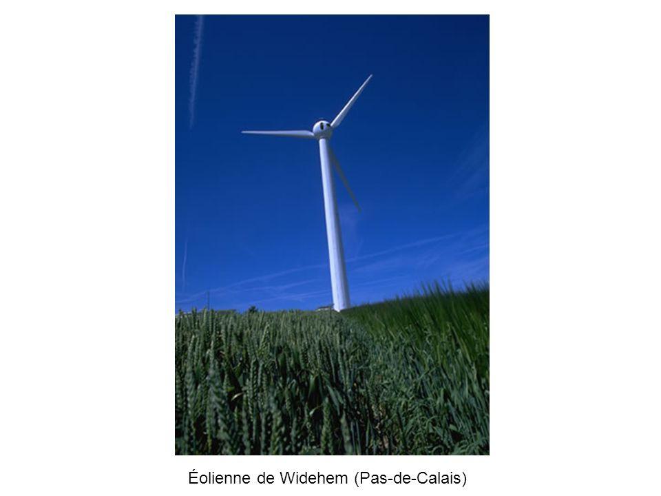 Éolienne de Widehem (Pas-de-Calais)