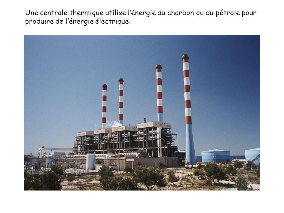 La centrale marémotrice de la Rance utilise lénergie des marées pour produire de lénergie électrique.