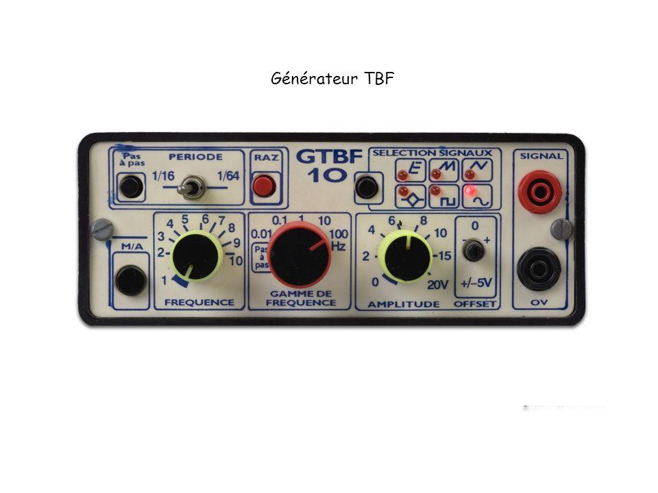 Générateur très basse fréquence Alternateur de bicyclette Pile 4,5 V Générateur TBF