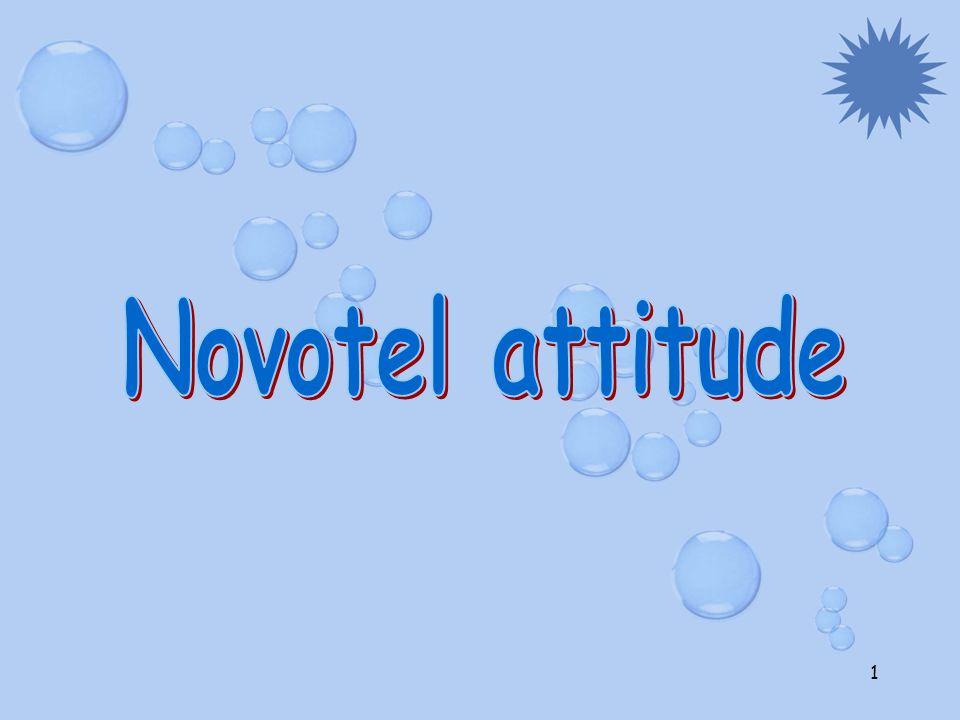 2 Petite remise en mémoire du Défi Novotel Mise en perspective de la Novotel attitude dans le Défi Novotel