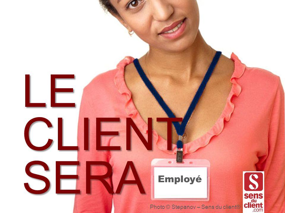 LECLIENTSERA Employé Photo © Stepanov – Sens du client®