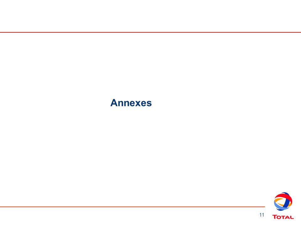 11 Annexes