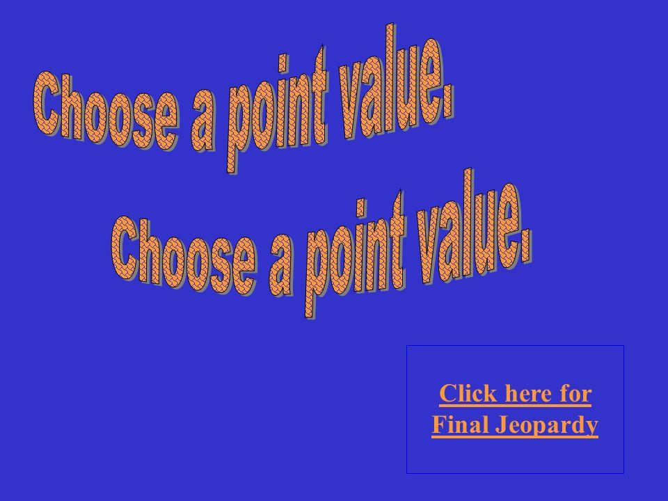 Le verbe choisir est régulier (V/F) et le p.p. est…