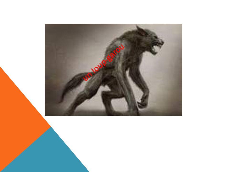 ??? un loup-garou