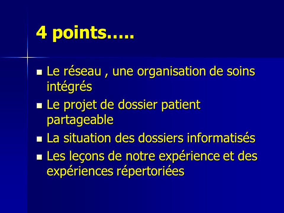 Les grands défis pour réussir 4.Révision des processus de travail 4.