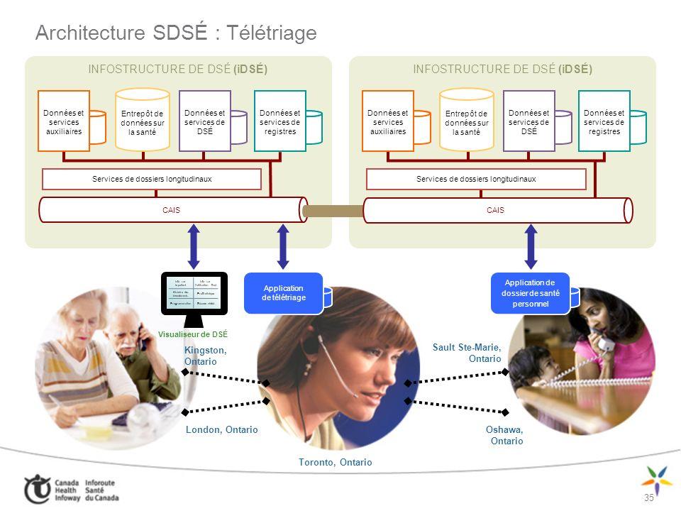 36 Solutions de DSÉ : facteurs cliniques, opérationnels et socioéconomiqes