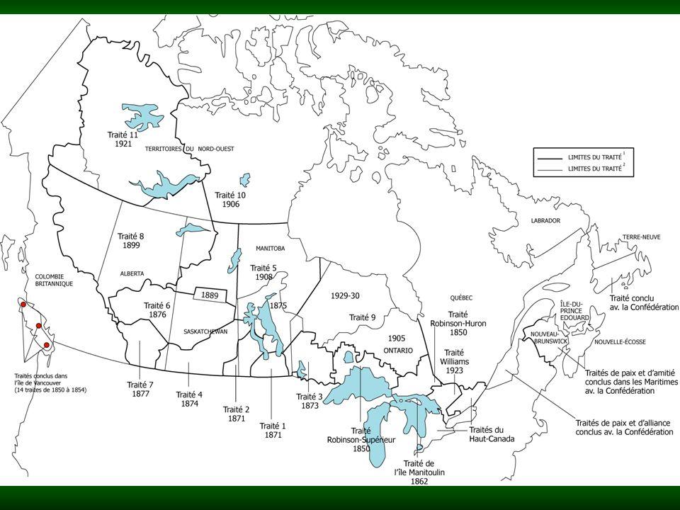 Pourquoi le gouvernement a proposé ces traités.