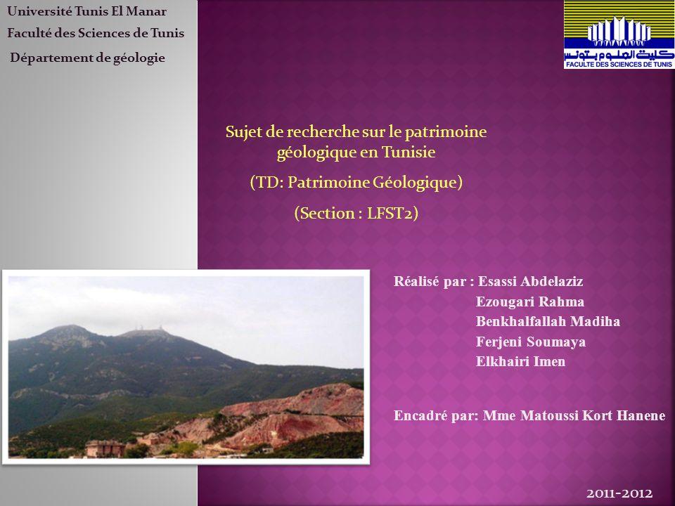 Djebel boukornine est de forme ovale qui occupe le centre-nord de la région de hammam lif.