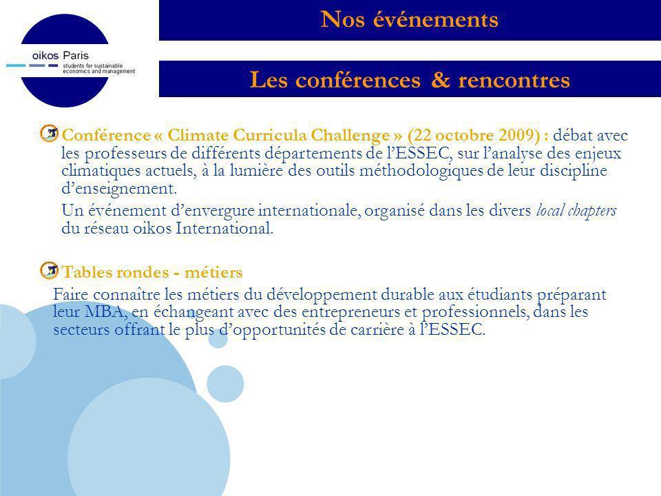 Company LOGO Semaine étudiante du commerce équitable.