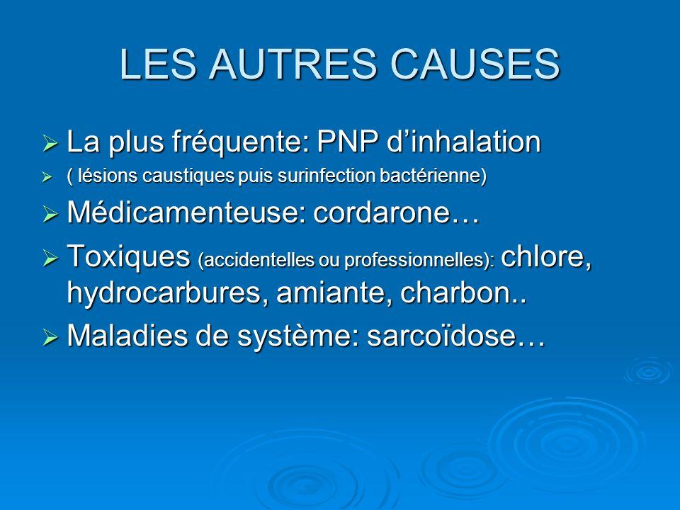 FACTEURS FAVORISANTS FACTEURS EXTERIEURS FACTEURS EXTERIEURS TABAC+++ très souvent associé à lalcool TABAC+++ très souvent associé à lalcool (éthylo-tabagisme) (éthylo-tabagisme) LA POLLUTION (nanoparticules) LA POLLUTION (nanoparticules)