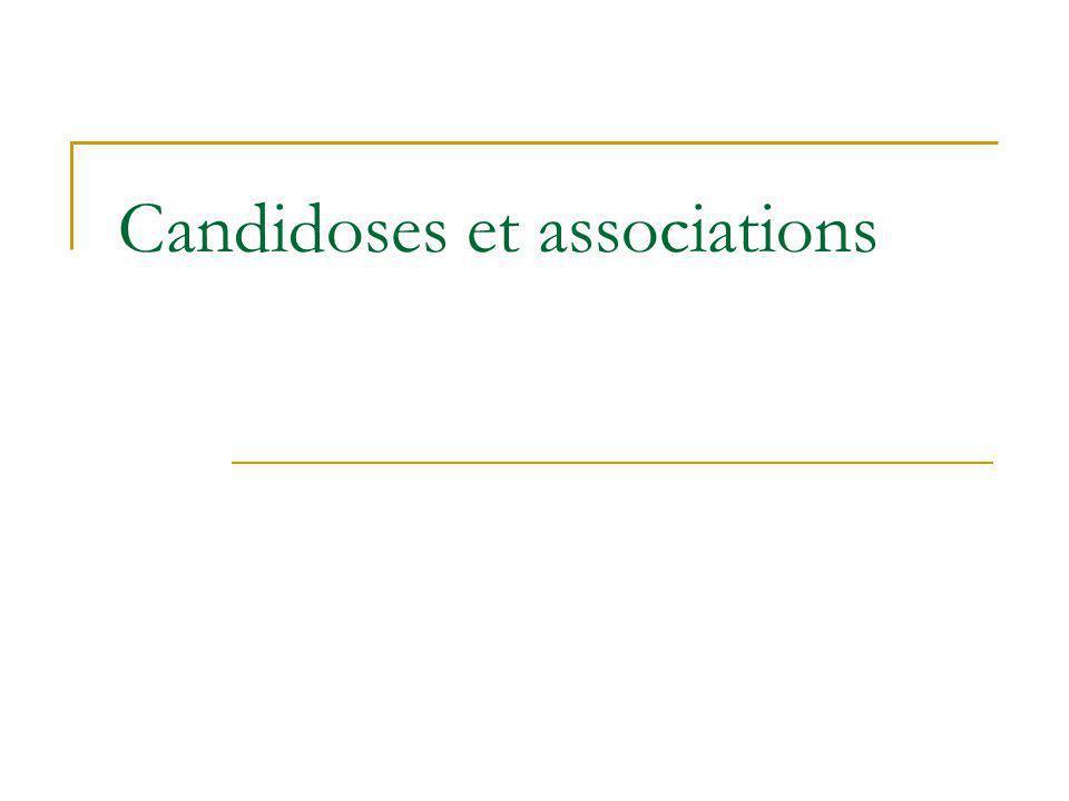 Amphotéricine B + fluconazole 219 Candidémies non neutropéniques Fluco 800 mg/j +/- Ampho B 0,7mg/kg/ Rex et al.