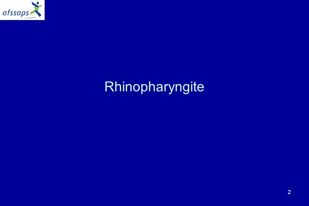2 Rhinopharyngite