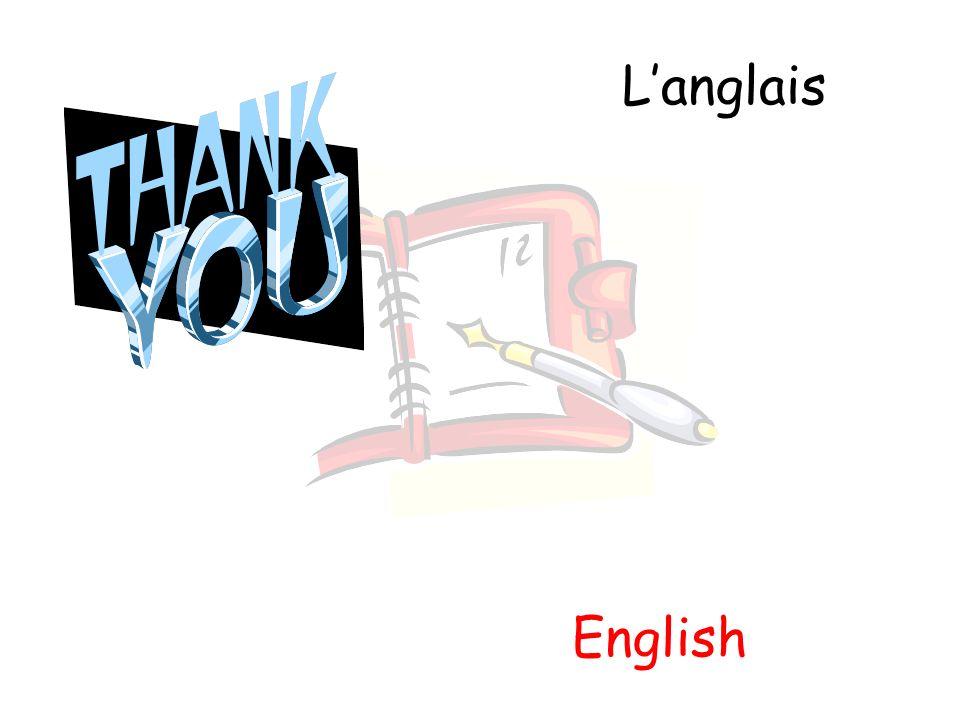Langlais English