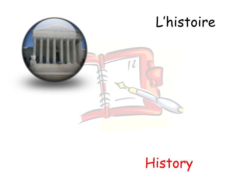 Lhistoire History