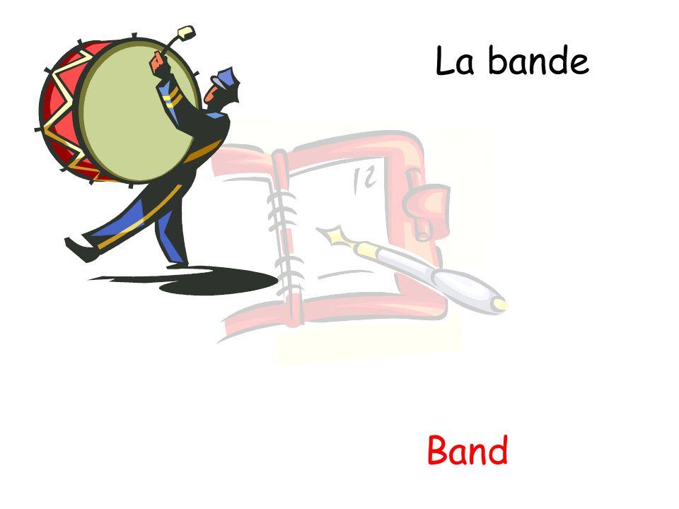 La bande Band
