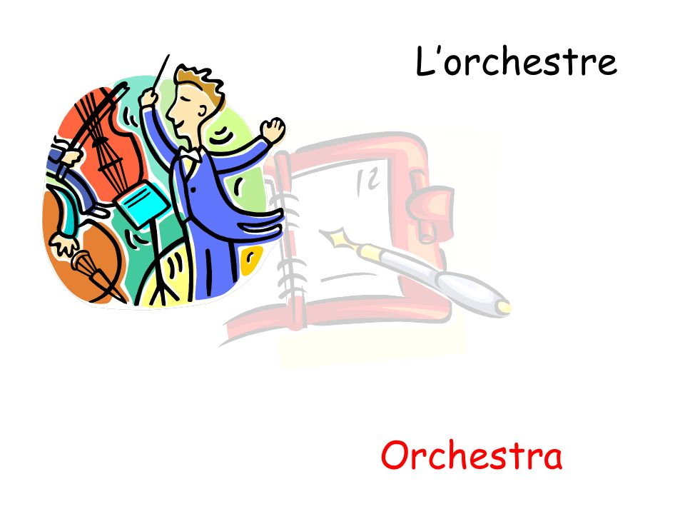 Lorchestre Orchestra