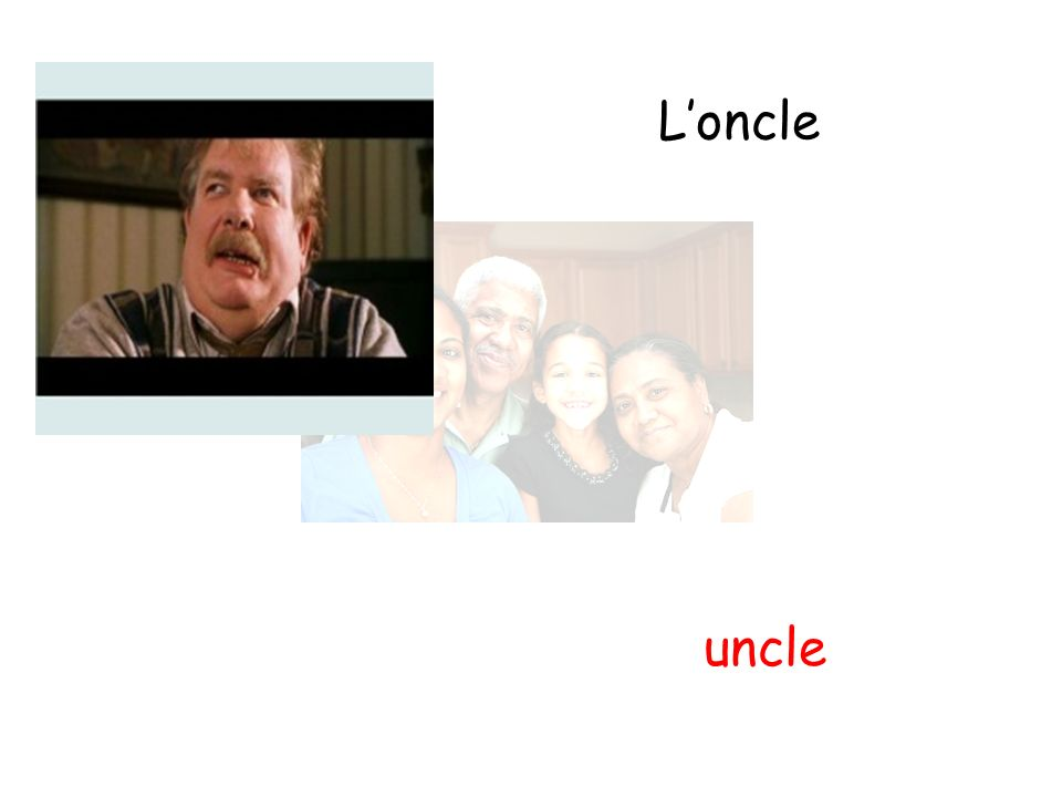 Loncle uncle
