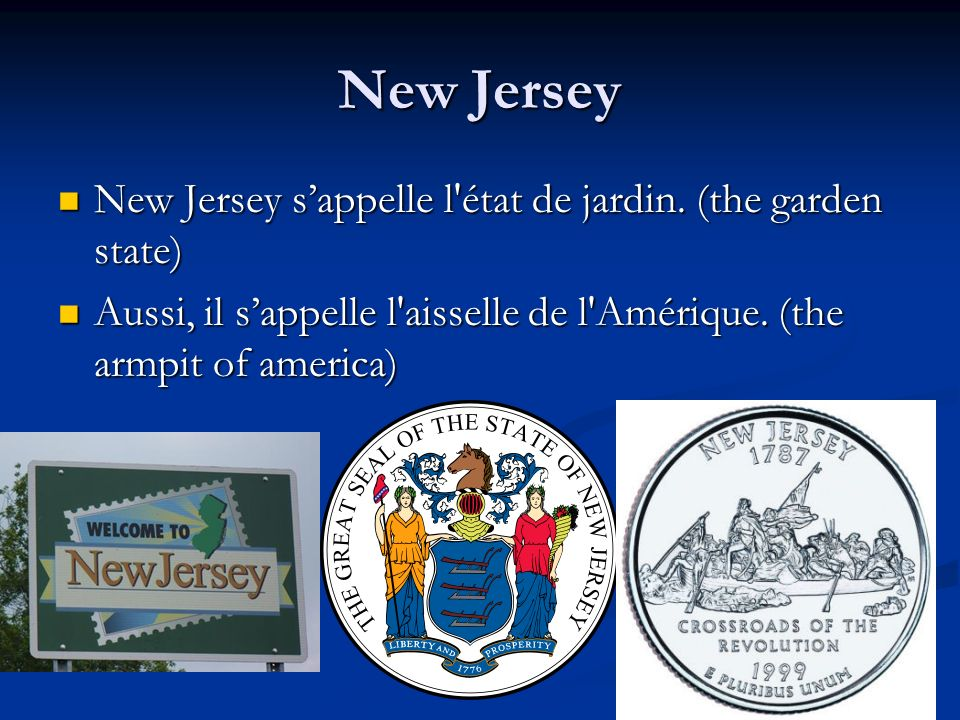 Les Attractions à New Jersey Six Flags Six Flags The Jersey Shore, la plage The Jersey Shore, la plage Mountain Creek, Le station de sports dhiver et un parc de leau.