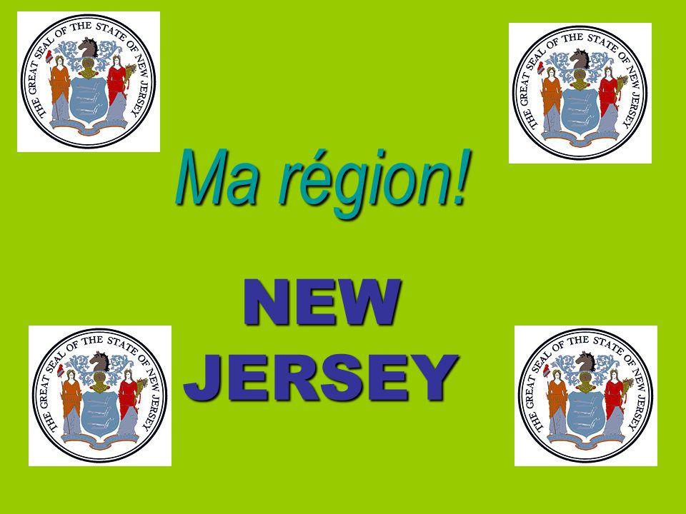 Jadore New Jersey! New Jersey est un lieu fantastique à habiter! Venez visiter!!!!!!