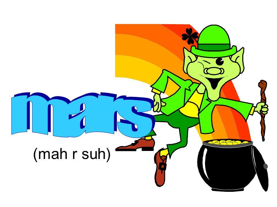 (mah r suh)