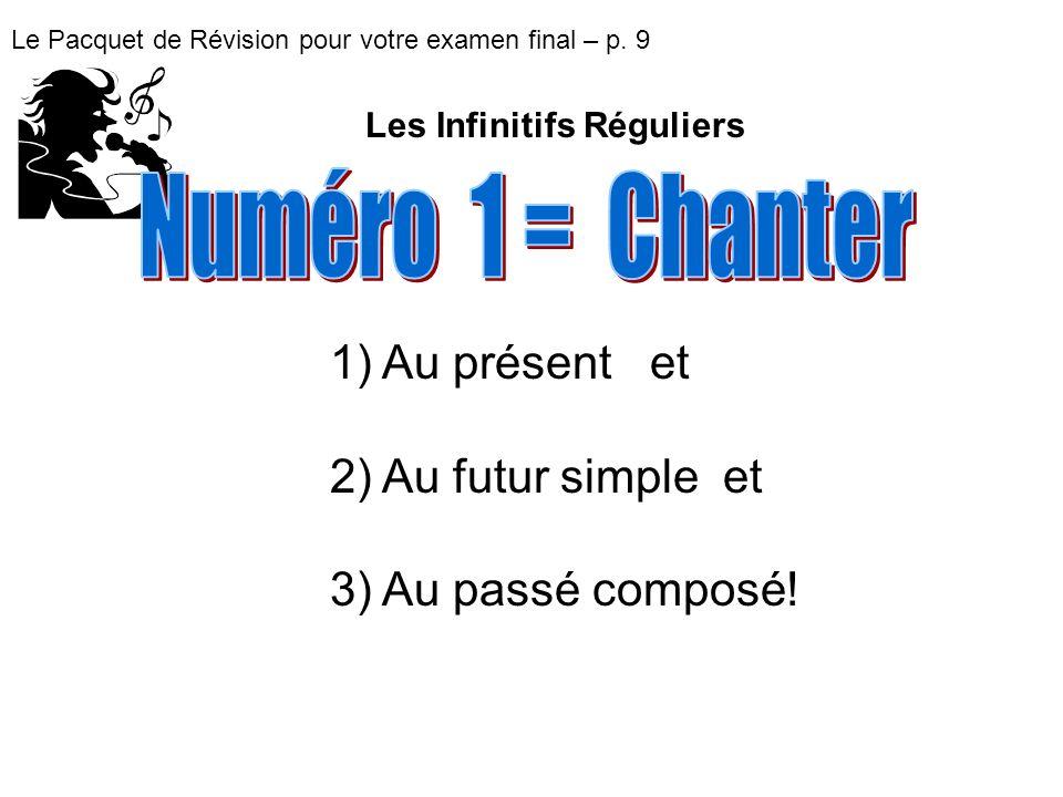 Acheter = (au passé composé) To buy Linfinitif auxiliaire = avoir.