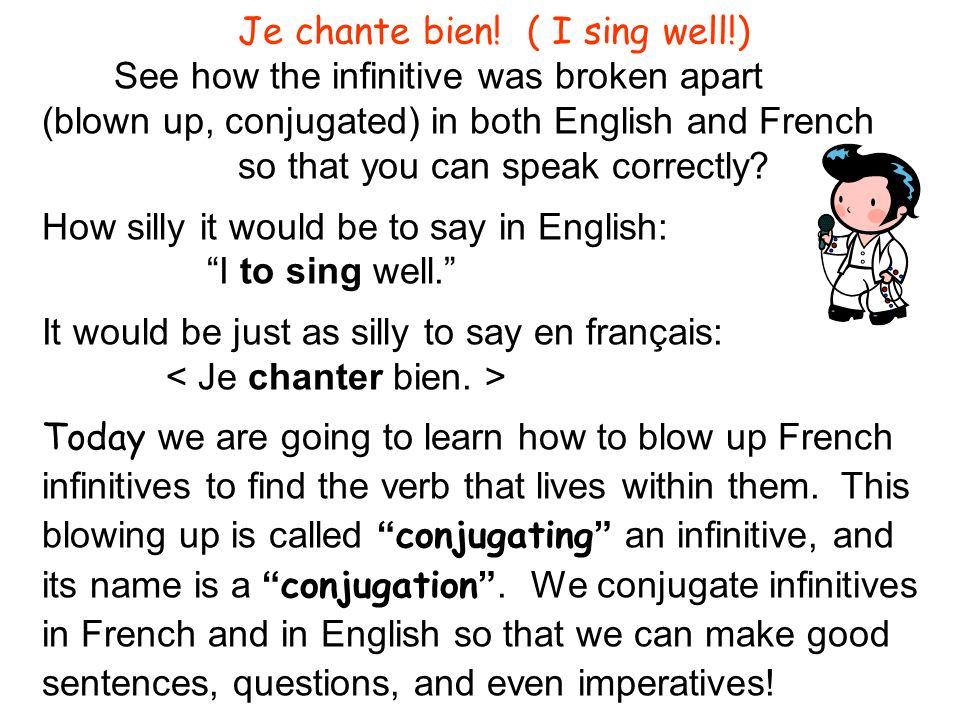 Donc, les pronoms français sont Je / J, Tu, I l, (eel) Elle, ( L ) On (õ) et Nous,Vous, I ls, (eel) Elles ( L ) Totale: 9 Ne prononcez pas le !