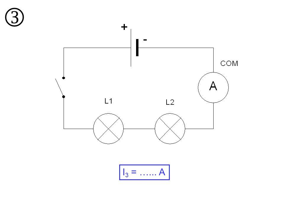MANIPULATION 2 Réaliser un circuit comportant en série une pile, un interrupteur, une DEL et sa résistance de protection et mesurer lintensité I du courant.