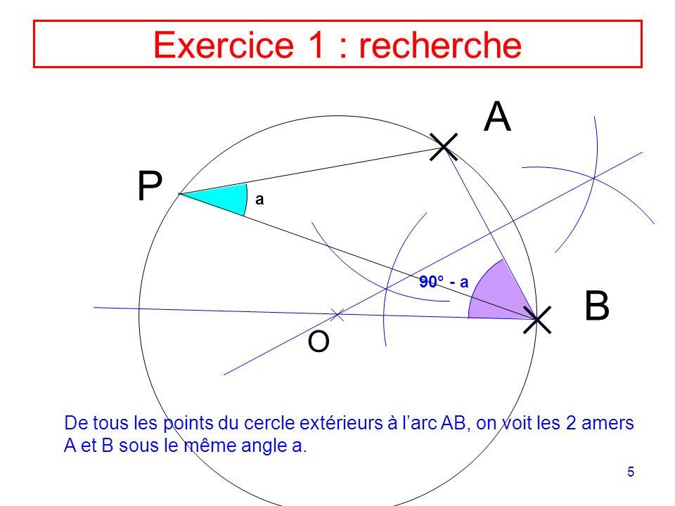 6 Exercice 1 TERRE MER