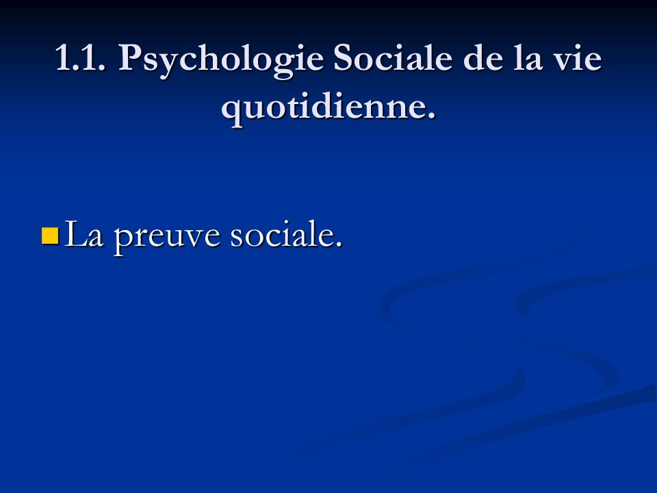 3.3.Linfluence sociale.