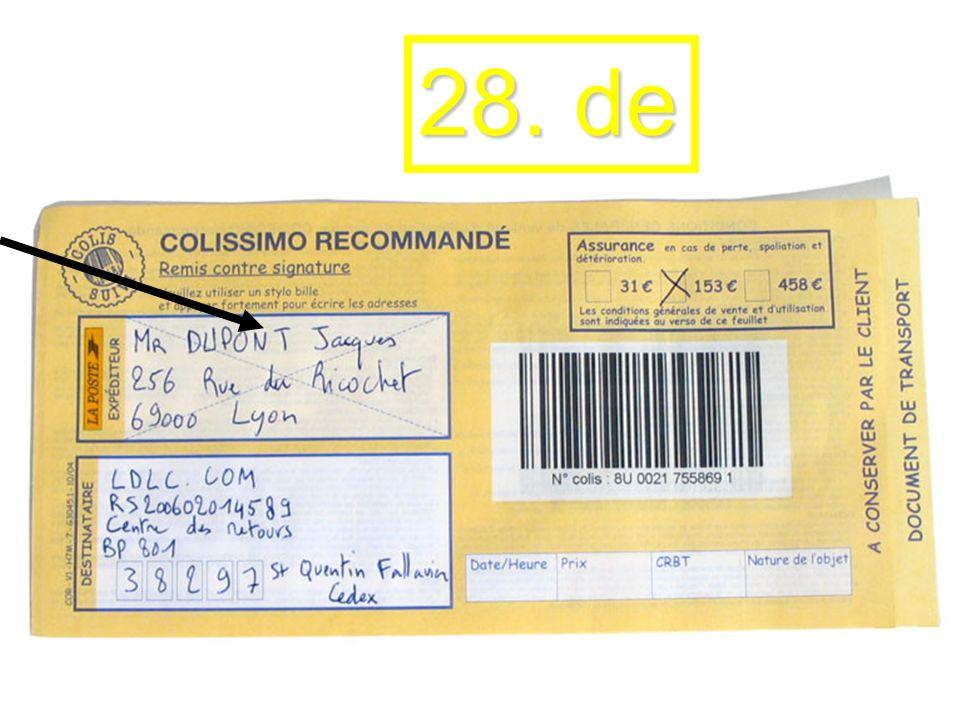 28. de
