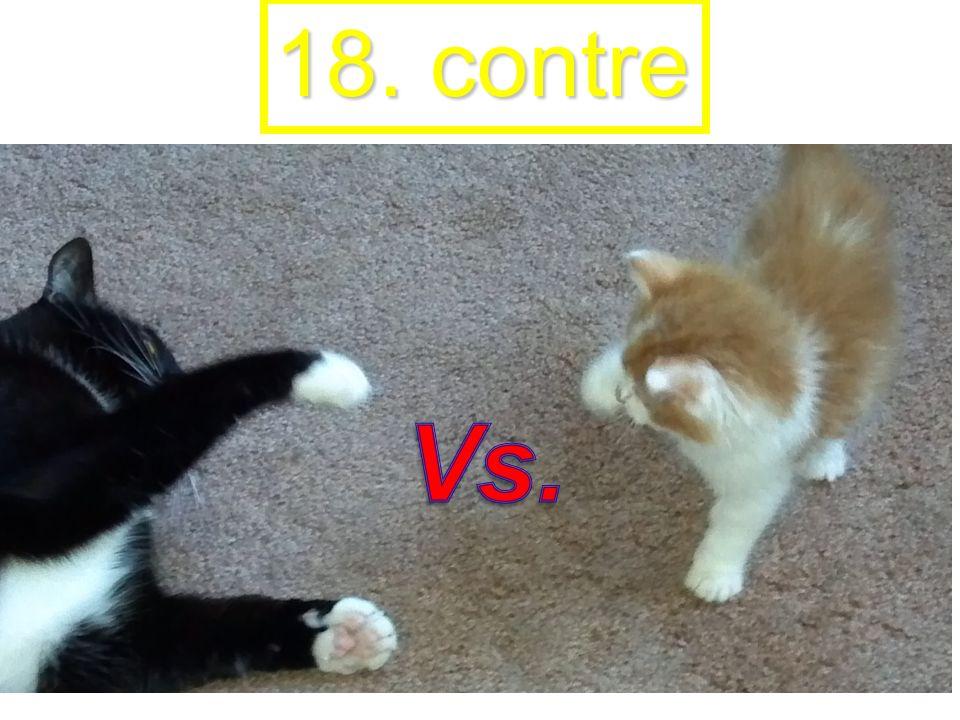 18. contre