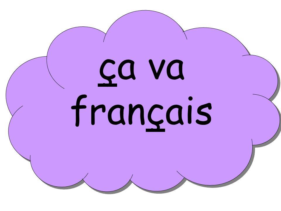 ça va français