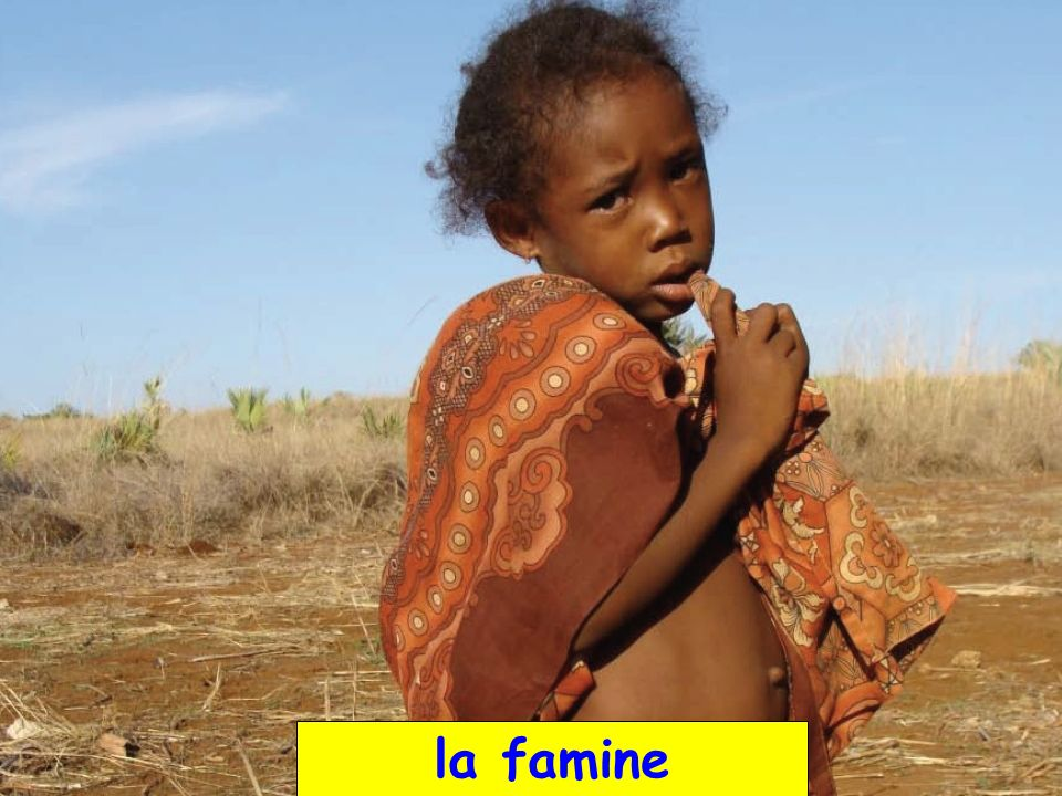 la famine