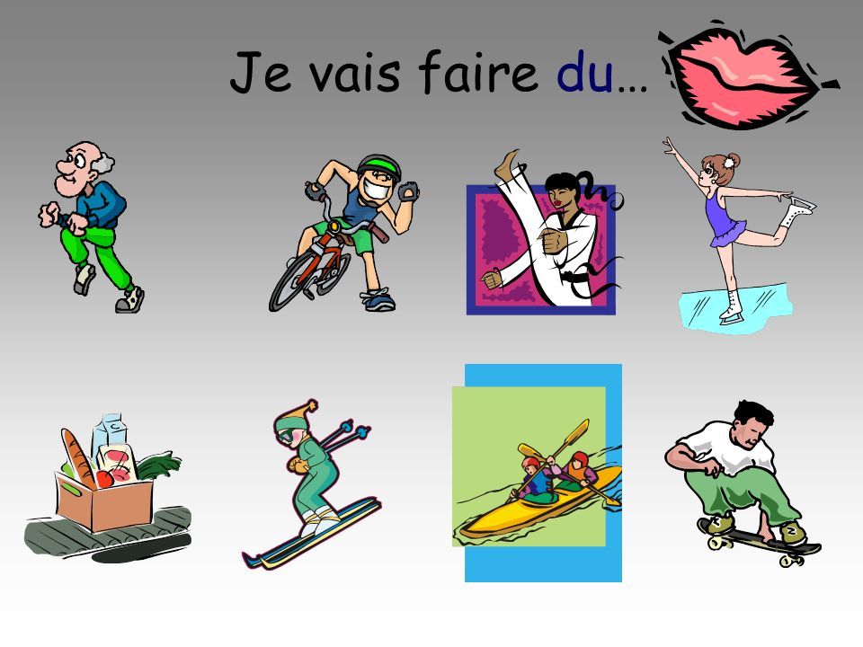 aller + infinitive faire- to do/ to make je vais faire Learning Objectives