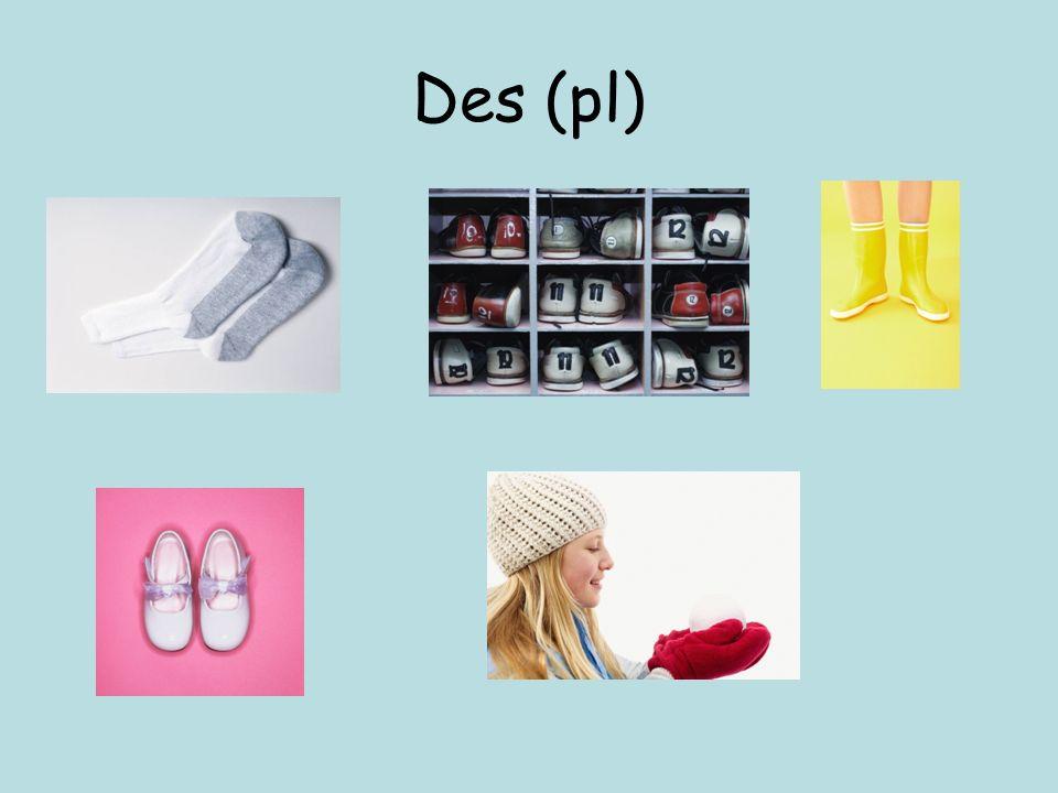 Des (pl)