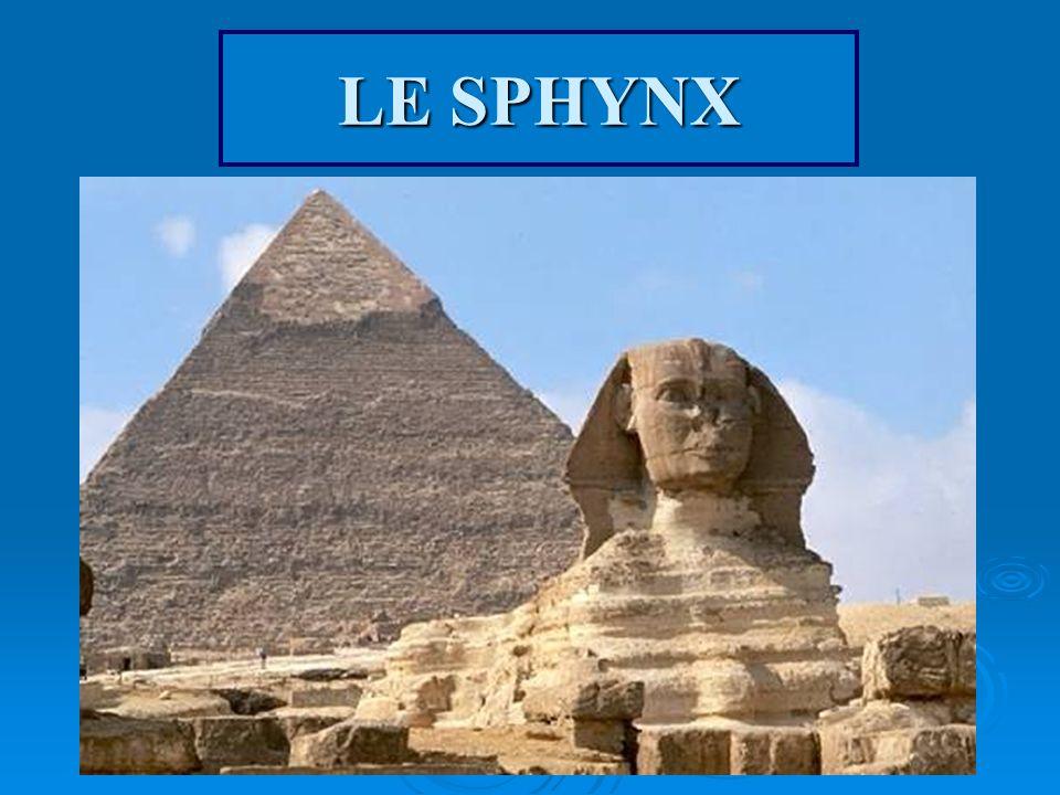 LE SPHYNX