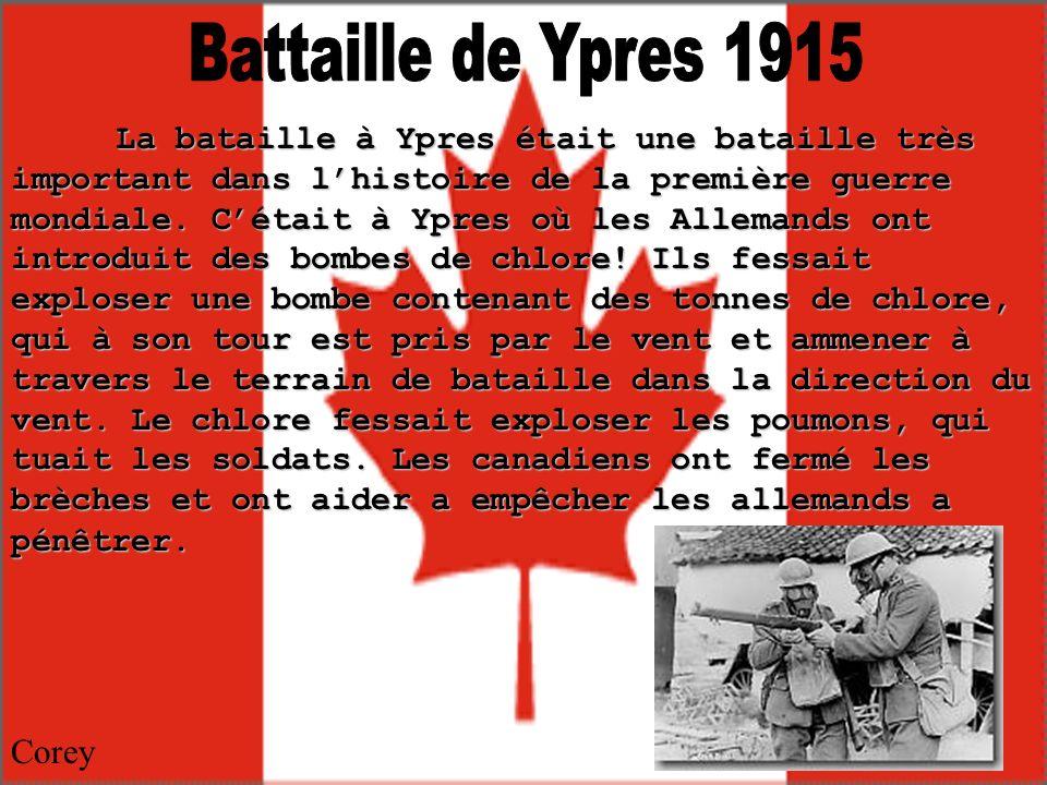 Près de la village de Courcelette, plus que 24,000 soldats canadiennes sont mort a cause de la bataille de la Somme.