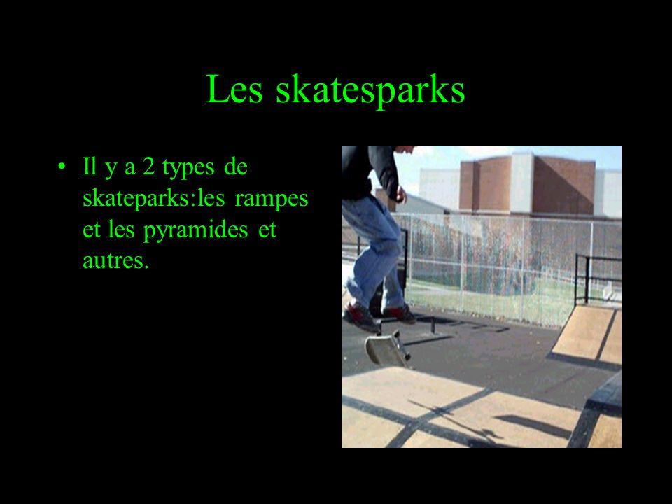 Le freestyle Le freestyle est un style de skate mais je n aime pas ca, je trouve ca con.