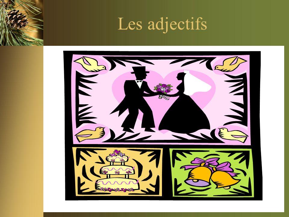Pratiquons.Contexte: M. & Mme. Diffère sont un couple bizarre.