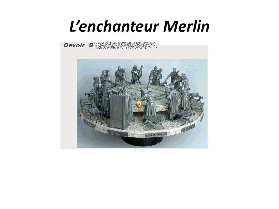 Lenchanteur Merlin