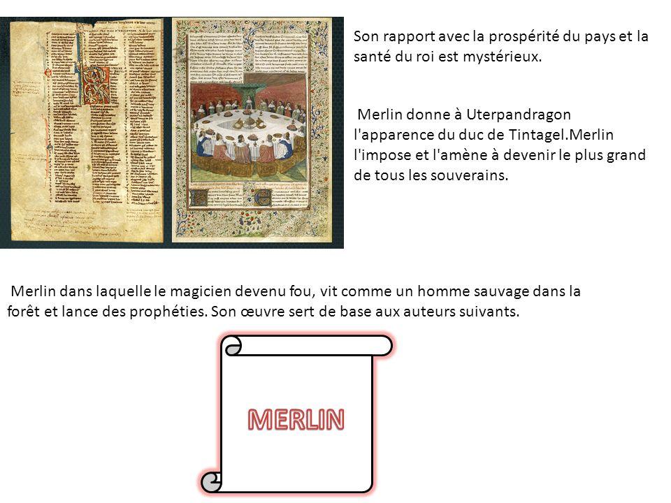Le christianisme s'empare des légendes celtiques. Arthur devient un personnage messianique dont le retour est prédit par Merlin : il n'est pas mort, i