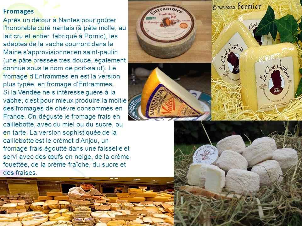 Desserts La Vendée a fait de la brioche son étendard.