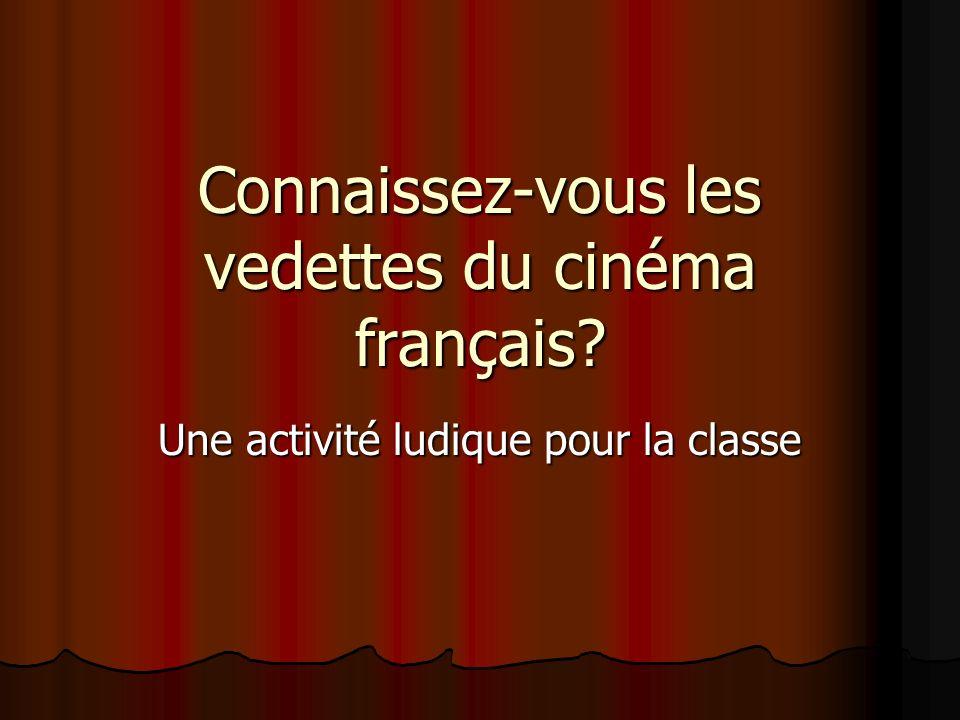 Qui est-ce? Clément Mathieu « Les Choristes » Gérard Jugnot